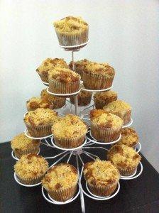 Cupcakes façon crumble aux pommes image10-224x300
